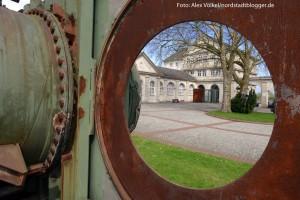 Das Hoeschmuseum auf em Gelände der Westfalenhütte.