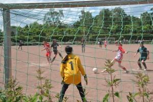 Am 23. Juni wird erstmals der Dortmunder Mädchen-Cup ausgespielt. Foto: Quartiersmanagement