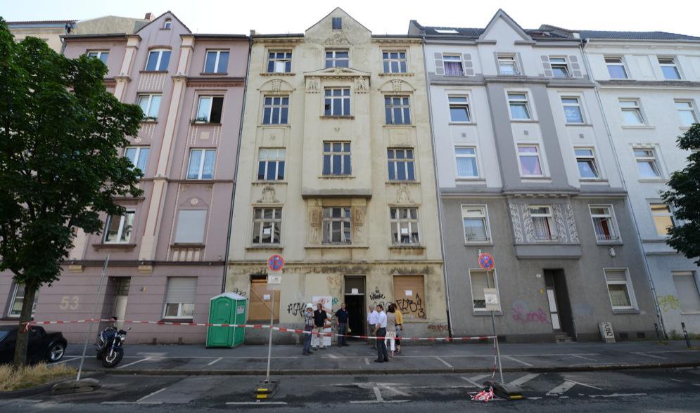 Dogewo Problemimmobilie Brunnenstraße 51