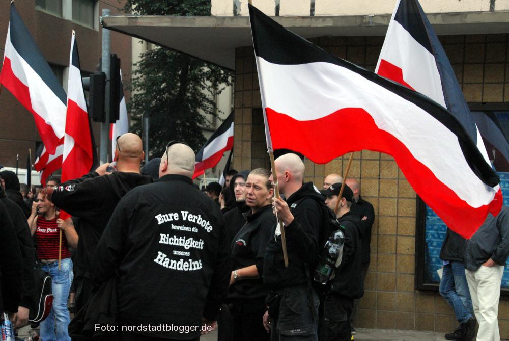 Neonaziaufmarsch in Dortmund