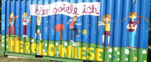 Spielecontainer Heroldwiese