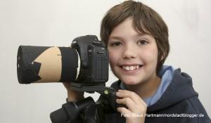 Camera Obscura, Workshop für Kinder im Künstlerhaus am Sunderweg