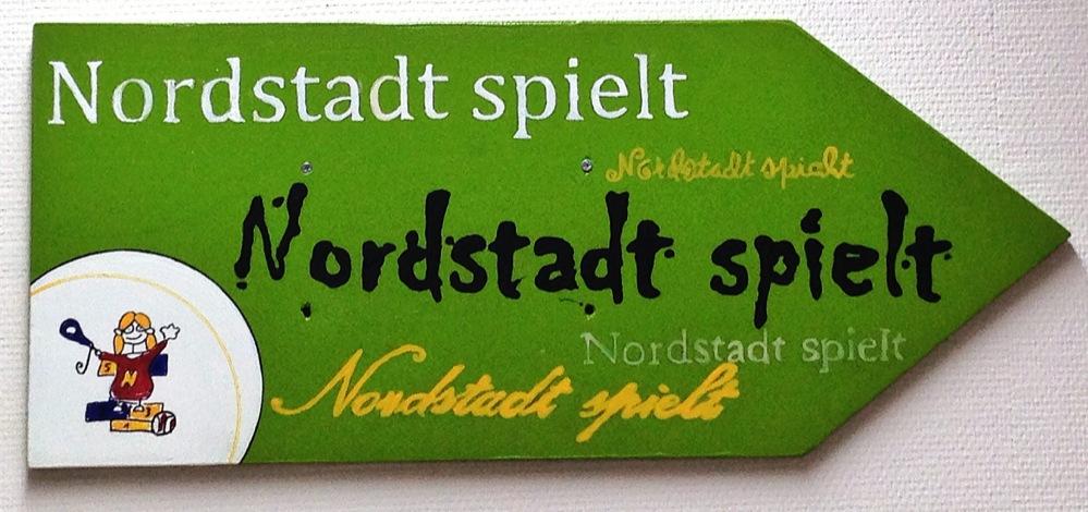 Die Nordstadt spielt - Logo