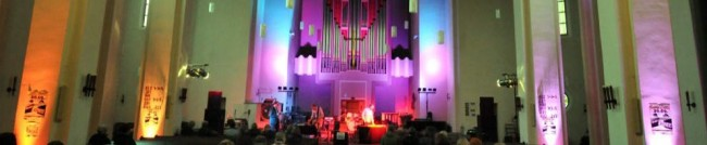 Pauluskirche und Kultur: Trotz ruhig-grauem November gibt es ein buntes, vielfältiges Programmangebot in der Nordstadt