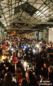 Nachtflohmarkt im Depot