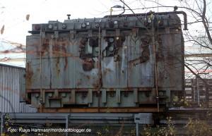 Envio Gelände und Gebäude im Dortmunder Hafen