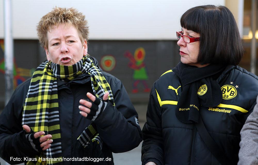 Annette Kritzler und Anette Plümpe, Borsigplatz Verführungen