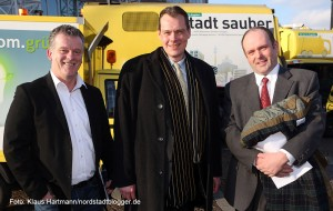 Entsorgung Dortmund, EDG, Vorstand