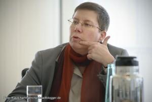 Stadt Dortmund startet Integrationsprojekt. Sozialdezernentin Birgit Zoerner