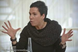 Christiane Certa ist Sozialplanerin im Sozialamt der Stadt Dortmund. Archivfoto: Klaus Hartmann