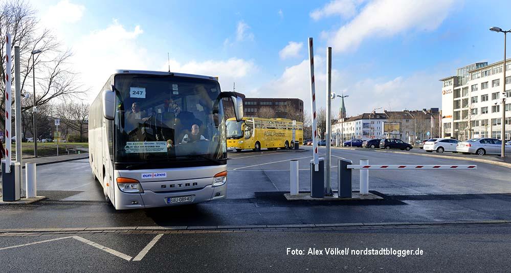 Zentraler Busbahnhof - ZOB