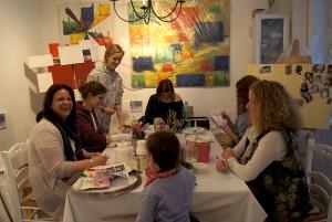 Atelierhaus Kunstdomäne bittet wieder zum KuuKu. Foto: Schwalgin