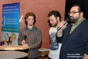 Der Jugendring ernennt neue Botschafter der Erinnerung und stellt einen eigenen Asylfilm vor.