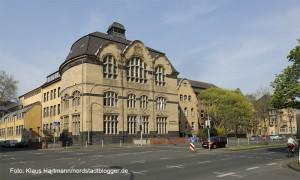 Weiterführende Schulen in der Nordstadt. Helmholtz Gymnasium