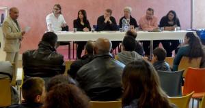 Der Solidaritäts- und Freundschaftsverein Dortmund hatte eingeladen.