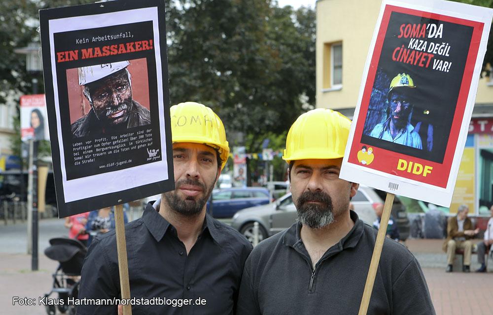 Bezent e. V. DIDF ruft zur Demonstration zum Grubenunglück In Soma auf