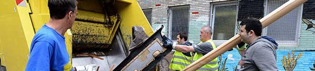 Nordstadt: Thema Sauberkeit im Quartier steht beim Nachbarschaftskreis Borsigplatz im Mittelpunkt