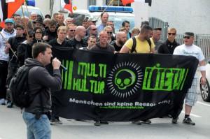 Neonazi-Aufmarsch in Westerfilde