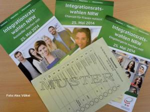 Elf Listen und Einzelbewerber treten in Dortmund zur Integrationsratwahl an. Foto: Alex Völkel