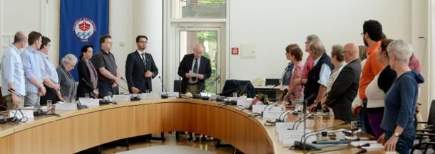 BV Nordstadt - Konstituierende Sitzung