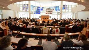 Rat Dortmund Konstituierende Sitzung Stadtrat