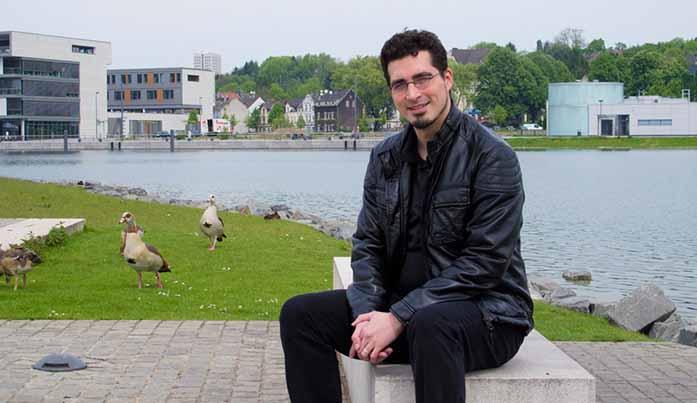 Salah-Eldin El-Batt lebt in der Nordstadt