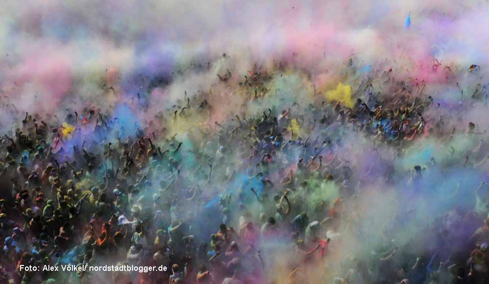 Holifestival of Colours 2014 Dortmund
