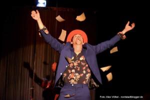 Im Theater im Depot feierte das Roma-Stück Makar Tschudra Premiere. Foto: Alex Völkel