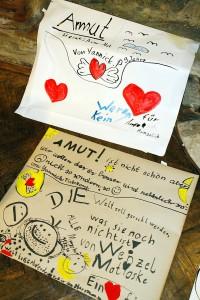 """In der Reinoldikirche gab es bereits eine Aktion zu """"Armut in Dortmund"""". Foto: Schuetze/VKK"""