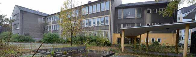 Ehemalige Abendrealschule in der westlichen Innenstadt  wird zur Notunterkunft für Asylbewerber