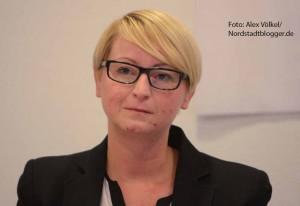 Katharina Kostusiak ist die neue Leiterin der Opferberatungsstelle Back Up hat eine neue Leiterin.