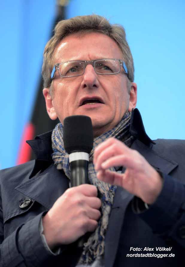 Dietmar Köster (SPD) ist neu ins Europaparlament gewählt worden. Foto: Alex Völkel