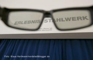 Hoesch-Museum stellt 3-Modul vor