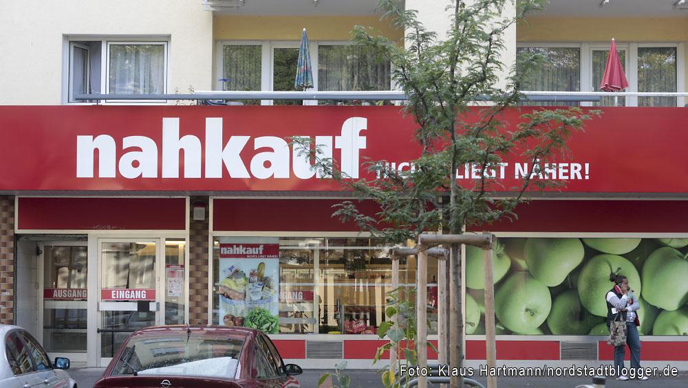 Geschäftsaufgabe in der Schützenstraße. Nahkauf