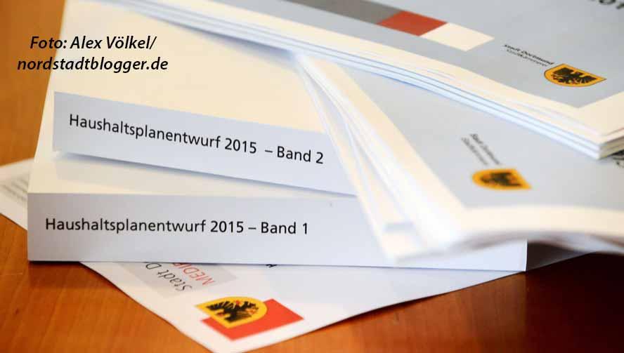 Der Kämmerer hat den Haushalt der Stadt Dortmund in den Rat eingebracht.