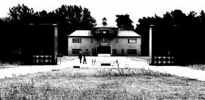 Das KZ Sachsenhausen in Oranienburg.