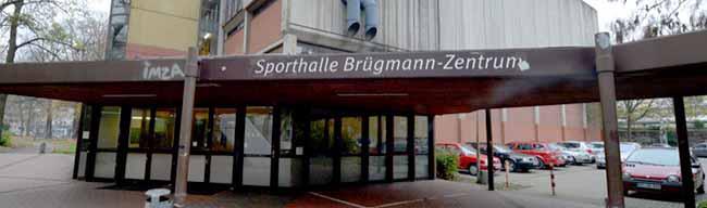Die Flüchtlingszahlen steigen weiter sprunghaft an: Brügmann-Sporthallen werden vorübergehend Notunterkunft