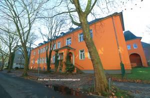 Auch die ehemalige Hauptschule am Ostpark in der Davidistraße soll als Notunterkunft hergerichtet werden.