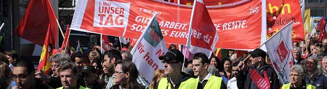 """Tag der Arbeit in Dortmund: """"Es ist an der Zeit für mehr Solidarität, und wir brauchen Zeit für mehr Solidarität"""""""