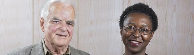 """Serie Ehrenamt im internationalen Dialog: """"Wir wollen auch das schöne Bild von Afrika zeigen"""""""