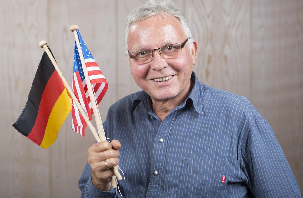 AGNRW: Deutsch-Amerikanische Gesellschaft, Gerald Baars