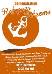 Refugees Welcome Dortmund