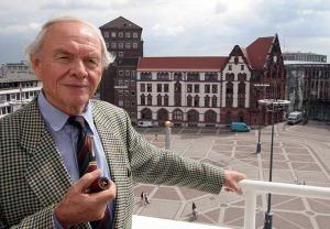 Günter Samtlebe war 26 Jahre Dortmunder Oberbürgermeister. Archivfoto
