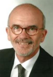 Dietrich Hilje, Pressesprecher der BKK vor Ort.