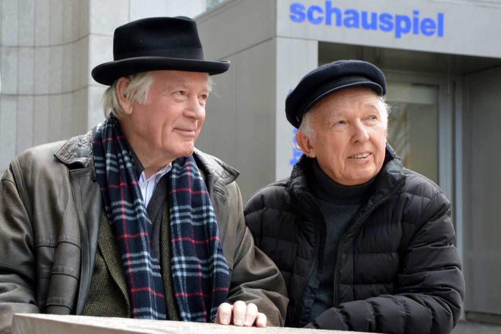 Andreas Weißert und Jürgen Mikol