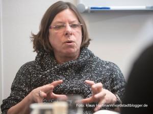 Koordinierungsstelle für Vielfalt, Toleranz und Demokratie im Rathaus Dortmund. Birgit Miemitz