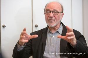 Koordinierungsstelle für Vielfalt, Toleranz und Demokratie im Rathaus Dortmund. Hartmut Anders-Hoepgen