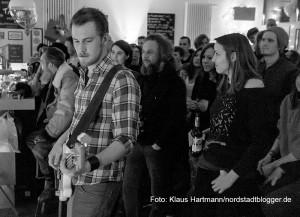 Konzert mit Ritalin Ray im Salon Fink am Nordmarkt