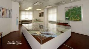 Der Ausstellungsraum mit dem großen Hafenmodell soll erhalten und neu gestaltet werden.