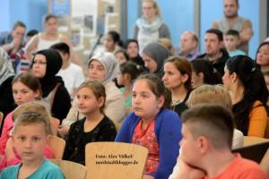 Die Libellen-Schule aus der Nordstadt ist als Grundschule im Projekt dabei.